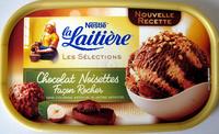 Chocolat Noisettes façon Rocher (nouvelle recette) - Product - fr