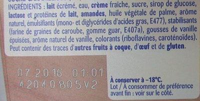 Les Sélections Parfum Crème Brulée - Ingredients - fr