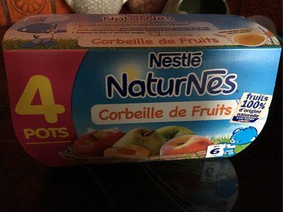 Corbeille de Fruits 6M - Produit - fr