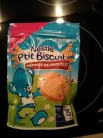 P'tit Biscuit pépites de Chocolat - Product