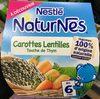 NaturNes Carottes Lentilles Touche de Thym - Product