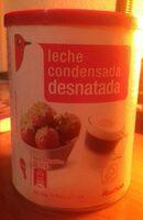 Leche condensada desnatada - Producte