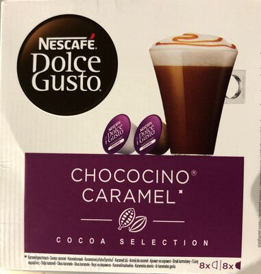 Dolce Gusto Chococino Caramel - Product - fr
