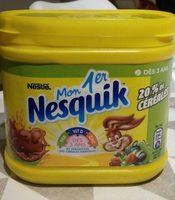 Mon 1er Nesquik - Produit