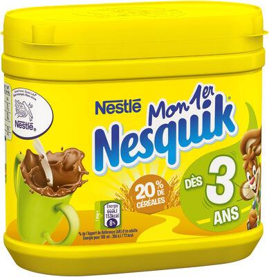 Mon 1er NESQUIK Poudre Cacaotée boîte - Produit - fr