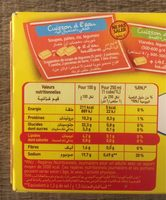 Bouillon Cube Maggi Mouton Halal - Nutrition facts