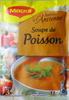 Soupe de poisson, saveur  àl'ancienne - Produit