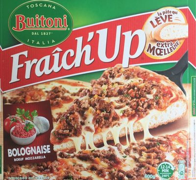 Fraîch'Up Bolognaise - Product - fr