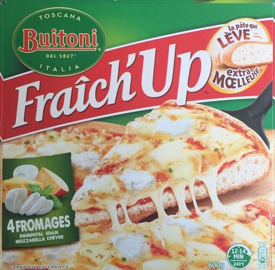 Buitoni Fraîch'Up 4 Fromages - Product