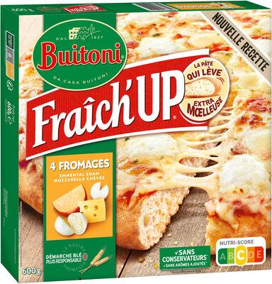 FRAICH'UP 4 Fromages - Produit - fr