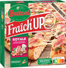 BUITONI FRAICH'UP pizza surgelée Royale - Product