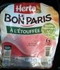 Le Bon Paris, À l'Étouffée (6 Tranches) - Product
