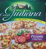 Piccante 9 Mini Pizze - Product