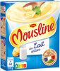 MOUSLINE Purée au lait entier Format Famille (3x125g) - Produit