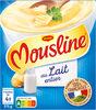 MOUSLINE Purée au lait entier Format Famille ( - Product