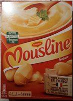Mousline (4 sachets de 4 assiettes) - Product