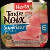 Tendre Noix, Supérieur (- 25 % de Sel) 6 Tranches - Produit