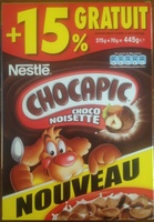Chocapic Choco Noisette - Product - fr