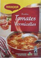 Bouillon Tomates Vermicelles - Product - fr