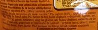 Fleisch Knoepflen - Ingrédients