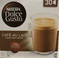 cafe con leche - Producto