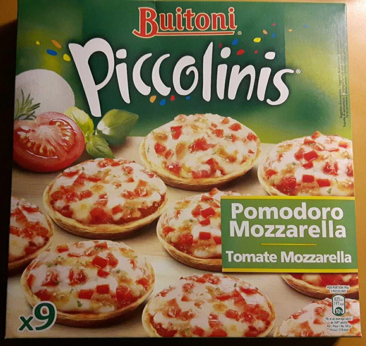 Piccolinis Pomodoro Mozzarella - Producto