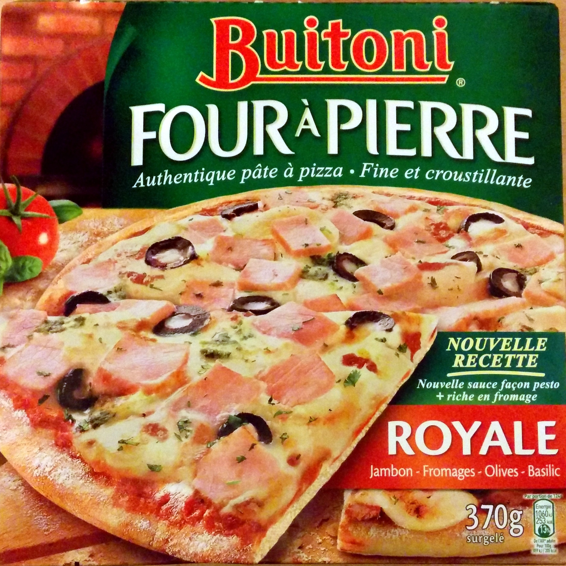 Buitoni Four à Pierre Royale - Product