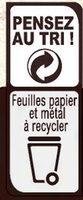 NESTLE L'ATELIER Chocolat Noir Myrtilles, Amandes et Noisettes - Instruction de recyclage et/ou informations d'emballage - fr