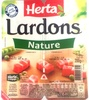 Lardons, Nature - Product