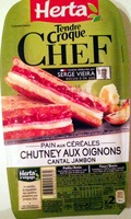 Tendre Croque, Chef (x 2) - Product