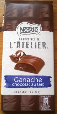 Ganache chocolat au lait - Produit
