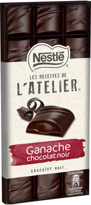 NESTLE L'ATELIER Ganache chocolat noir - Produit - fr