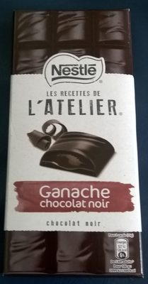 Ganache chocolat noir - Product - fr