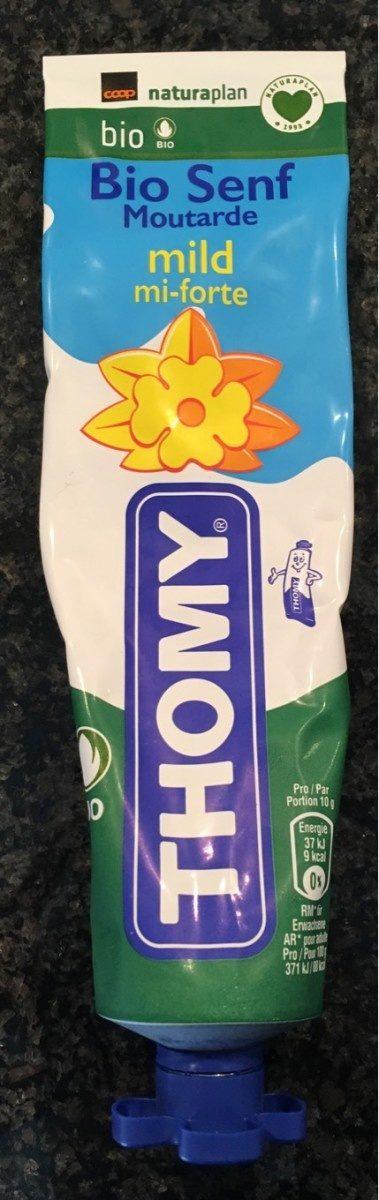 Thomy Bio Senf, Mild - Produit - fr