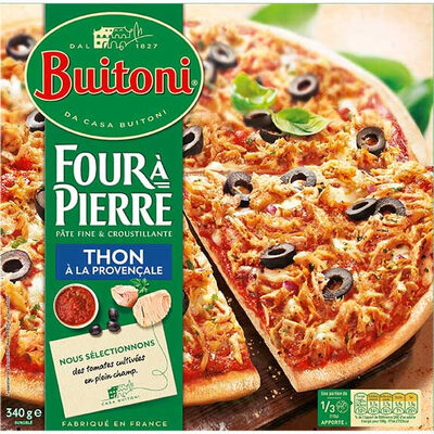 BUITONI FOUR A PIERRE Pizza Thon - Prodotto - fr