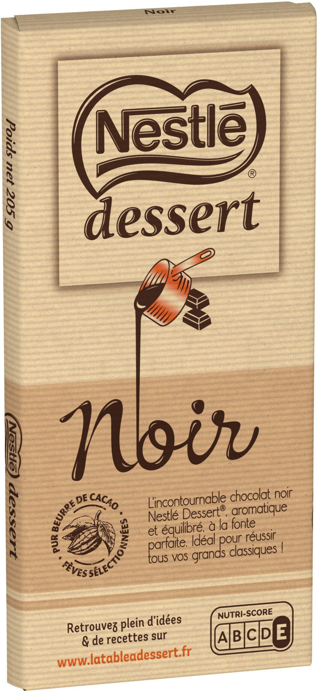 NESTLE DESSERT Noir - Product - fr