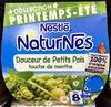 NaturNes Douceur de Petits Pois touche de menthe - Product