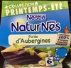 NaturNes Purée d'Aubergines - Produit