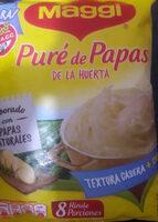 pure de papas - Producto