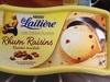 La Laitière Crème glacée Rhum Raisins - Product