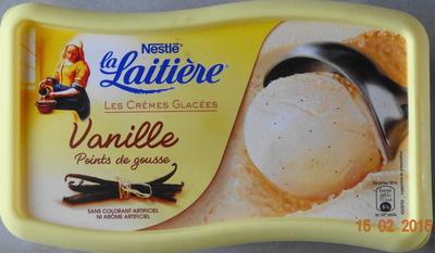 Crème Glacée Vanille, Points de gousse - Produit - fr