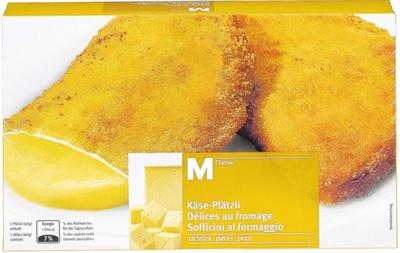 Délices au fromage - Product - fr