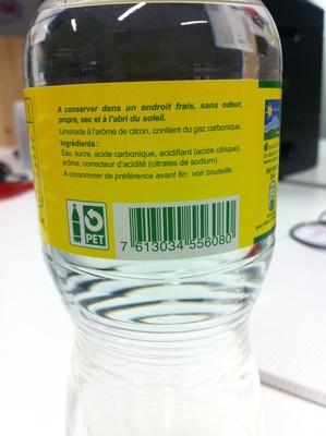 Romanette Arôme citron - Product