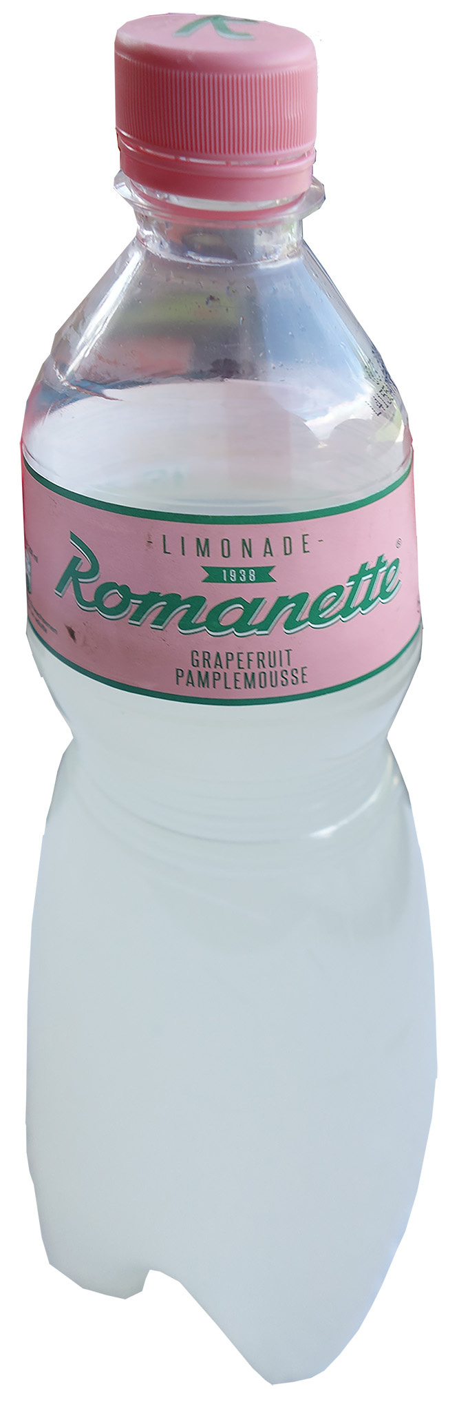 Romanette Limonade Grapefruit - Product - fr