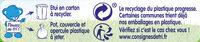 NESTLE NATURNES Les Sélections Petits Pots Bébé Légumes Verts, Riz, Saumon -2x200g -Dès 12 mois - Istruzioni per il riciclaggio e/o informazioni sull'imballaggio - fr
