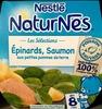 Epinards, Saumon aux petites pommes de terre - Product