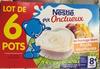 P'tit Onctueux au fromage blanc Fruits exotiques - Produit