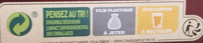 NESTLE CHOCAPIC Céréales Petit Déjeuner - Recycling instructions and/or packaging information - en
