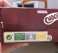 Céréales chocapic - Instruction de recyclage et/ou information d'emballage - fr