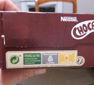 Chocapic - Instruction de recyclage et/ou information d'emballage - fr